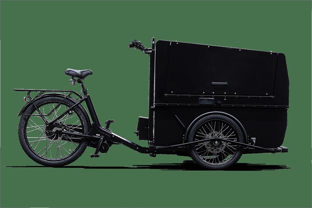 Cargo Cycling Centurion