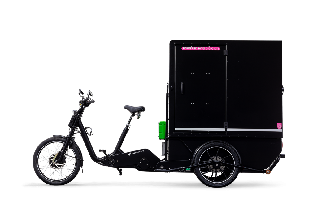 Cargo Cycling Chariot