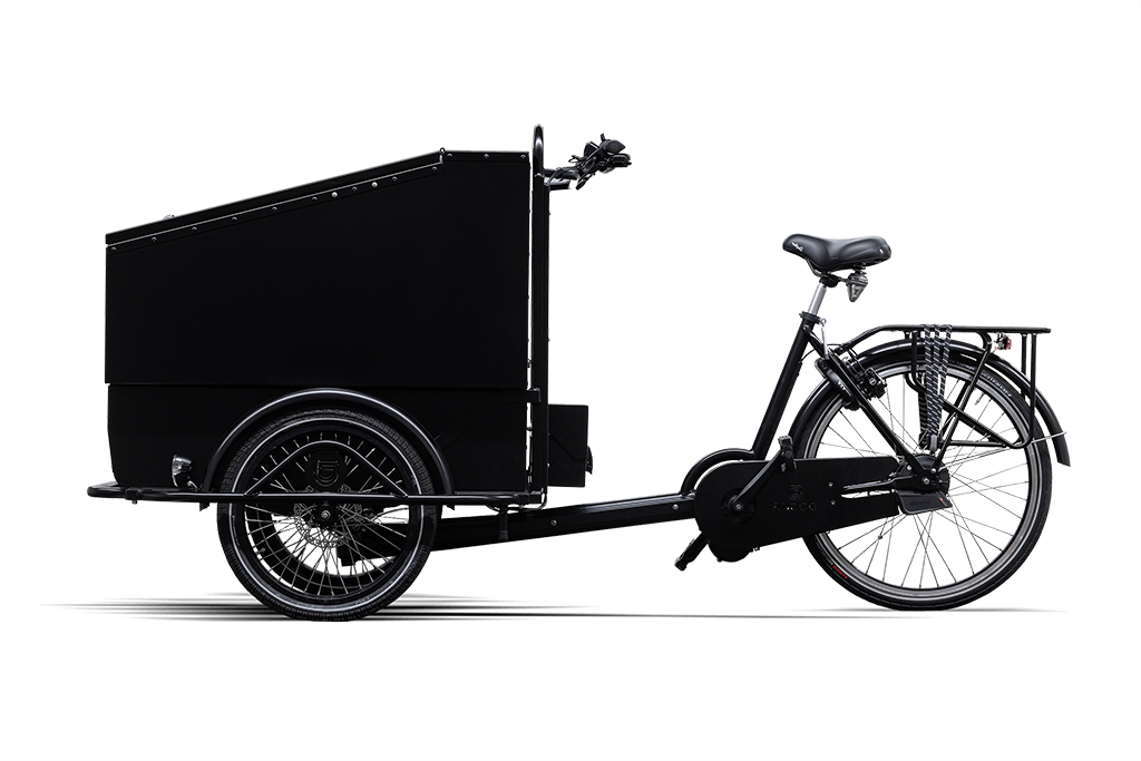 Cargo Cycling Convy