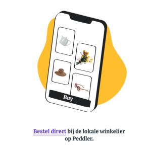Bestel direct bij de lokale winkelier op Peddler | DOCKR